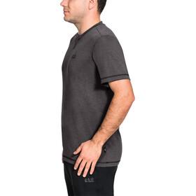 Jack Wolfskin Crosstrail T-Shirt Herren dark steel